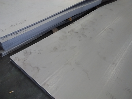 Chiny S32205 Duplex Stainless Steel Plate S31803 NO.1 Finished 0.5-50mm Thickness dostawca