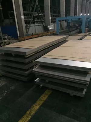 Chiny 316L Stainless Steel Plate 1mm 0.3mm Thick Steel Sheet Metal For Industry dostawca