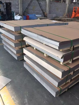 Chiny 310S Alloy Steel Plates INOX 310S 1.4845 Stainless Steel  Metal Plate for industry dostawca