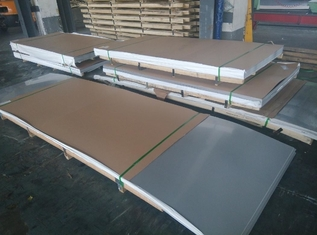 Chiny INOX 304 316L 316LN Stainless Steel Sheet 0.1mm Thick Steel Sheet dostawca