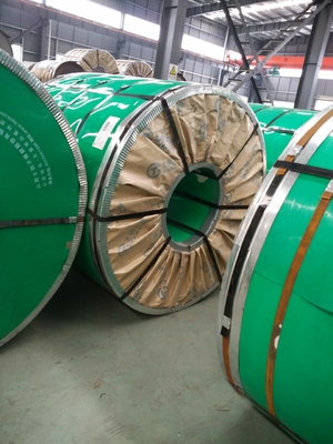 Chiny Dx51d Z100 Hot Dipped Galvanized Steel Coils FROM ISO9001:2008 , BV , SGS dostawca