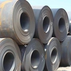 Hot Dip Galvanized Steel Coils , Carbon Steel Galvanized Hot Rolled Steel Coil For Container Plate
