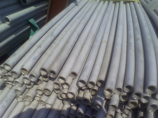 Chiny AISI 321 Stainless Steel Seamless Tube TP321  Seamless Stainless Steel Pipe dostawca