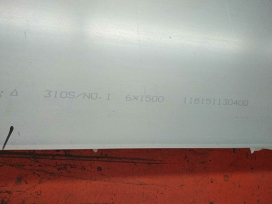 310S Stainless Steel Plate Alloy 310s Stainless Steel Properties  Heat Resistant Stainless Steel