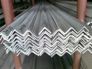 V Shaped 304 Polished Stainless Steel SS Angle Bar Structural Angle Bar Iron