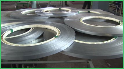 201 J4 Stainless Steel Coils High Copper Version Stainless Steel Strip