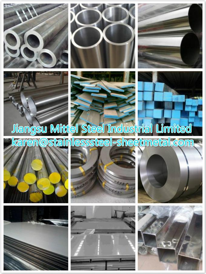 Hot Rolled Stainless Steel Welded Pipe , Rectangular Square Din 2444 Galvanized Steel Pipe