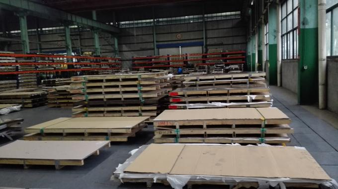Cold Rolled 304 316L Stainless Steel Sheet / Plate Thickness 0.4-3.0mm for Decoration