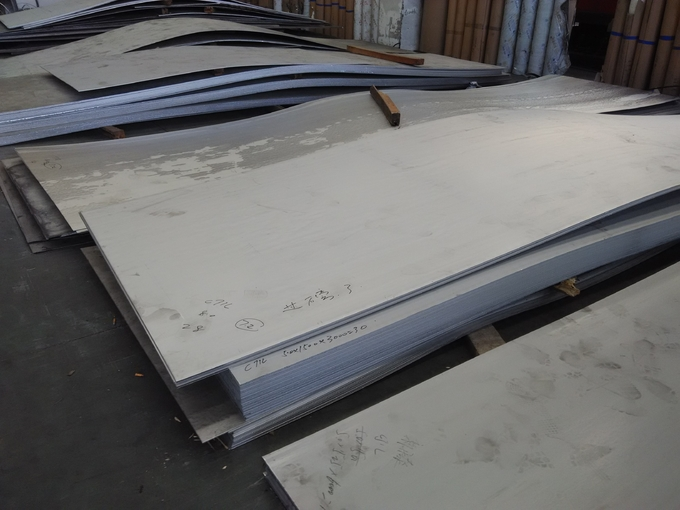 S32205 Duplex Stainless Steel Plate S31803 NO.1 Finished 0.5-50mm Thickness