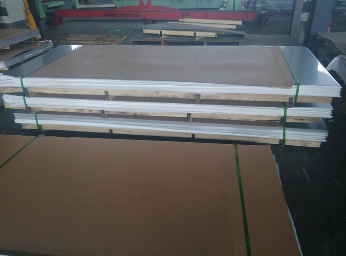 Cold Rolled , Hot Rolled , Rerolling 304 Stainless Steel Sheet Metal Sheet
