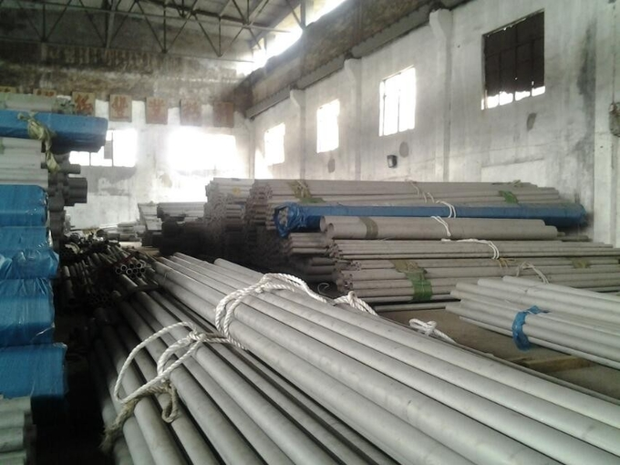 JIS 304 308s 309s 316 316l Welded And Seamless Stainless Steel Tube & Pipes